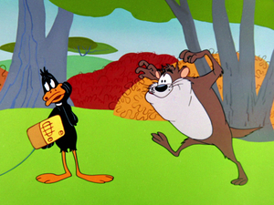 Devil daffy duck - photo#4
