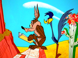 The Road Runner Show Page